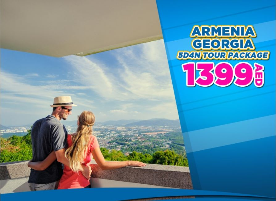 Armenia & Georgia Holiday