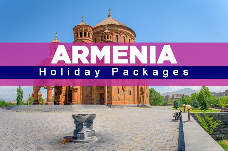 Armenia 3 Days 2 Nights with Pvt Room