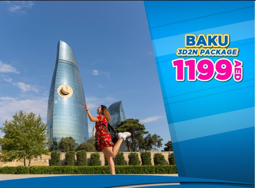 3 Days 2 Nights Azerbaijan Package